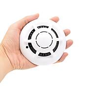 お買い得  -hqcam®ワイヤレスカメラ煙探知機のビデオカメラのセキュリティdvrビデオレコーダーp2p iphone ipad android phone