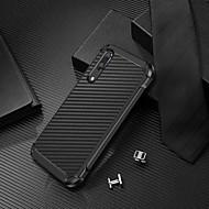 お買い得  携帯電話ケース-BENTOBEN ケース 用途 Huawei P20 耐衝撃 / メッキ仕上げ / キラキラ仕上げ バックカバー キラキラ仕上げ ハード TPU / PC のために Huawei P20