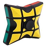abordables Juguetes Educativos-Cubo magico Cubo IQ Scramble Cube / Floppy Cube 1*3*3 Cubo velocidad suave Cubos de Rubik rompecabezas del cubo Colegio Alivio del estrés y la ansiedad Caso 360⁰ Niños Juventud Juguet Todo Chico Chica