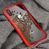 Недорогие Кейсы для iPhone 8 Plus-Кейс для Назначение Apple iPhone X / iPhone 8 / iPhone 8 Plus Полупрозрачный Кейс на заднюю панель Однотонный Твердый ТПУ / Акрил для iPhone X / iPhone 8 Pluss / iPhone 8