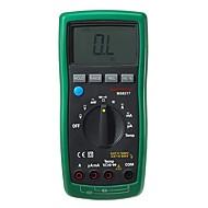 お買い得  -mastech ms8217真のrmsデジタルマルチメーターメーターAC / DC電圧電流抵抗静電容量テスター& 温度測定