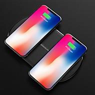 abordables Accesorios Para iPod-nillkin 10w / 7.5w carga dual cargador inalámbrico rápido para iphone xs iphone xr xsmax iphone 8 samsung s9 plus s8 nota 8 o receptor incorporado teléfono inteligente qi