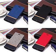 preiswerte Handyhüllen-Hülle Für Xiaomi Mi 8 / Mi 8 SE Geldbeutel / Kreditkartenfächer / mit Halterung Ganzkörper-Gehäuse Solide Hart PU-Leder für Xiaomi Mi Max 2 / Xiaomi Mi 8 / Xiaomi Mi 8 SE