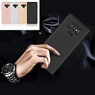 Недорогие Чехлы и кейсы для Galaxy Note 8-Кейс для Назначение SSamsung Galaxy Note 9 / Note 8 Ультратонкий Кейс на заднюю панель Полосы / волосы Мягкий ТПУ для Note 9 / Note 8
