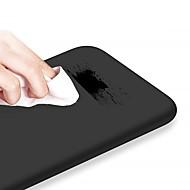 abordables Fundas para iPhone 8-Funda Para Apple iPhone XS / iPhone XS Max Ultrafina Funda Trasera Un Color Suave TPU para iPhone XS / iPhone XR / iPhone XS Max