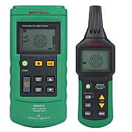 お買い得  -mastech ms6818高度なワイヤーテスタートラッカー多機能ケーブル検出器12~400Vパイプロケーターメーター圧力トランスミッタ