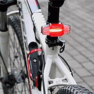 お買い得  フラッシュライト/ランタン/ライト-安全ライト - 自転車用ライト サイクリング 防水, パータブル, 防塵 充電式リチウムイオン電池 100 lm 充電式電源 サイクリング