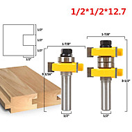 お買い得  -GUTMAX ハイスピード ツール フライス盤 住宅修繕 木工
