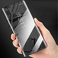 Недорогие Кейсы для iPhone 8-Кейс для Назначение Apple iPhone XR / iPhone XS Max Защита от удара / со стендом / Покрытие Чехол Однотонный Твердый ПК для iPhone XS / iPhone XR / iPhone XS Max