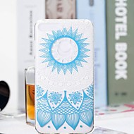 abordables Fundas / carcasas para Huawei Honor-Funda Para Huawei Honor 7A / Honor 7C(Enjoy 8) Transparente / Diseños Funda Trasera Flor Suave TPU para Huawei Honor 10 / Honor 9 / Huawei Honor 9 Lite