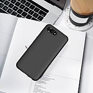 お買い得  携帯電話ケース-BENTOBEN ケース 用途 Huawei Honor 10 耐衝撃 / 超薄型 / Wireless Charging Receiver Case バックカバー ソリッド ハード TPU / PC のために Huawei Honor 10