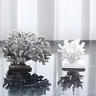 abordables Artículos para el Hogar-1pc Resina Moderno / Contemporáneo para Decoración hogareña, Objetos decorativos / Decoraciones para el hogar Regalos