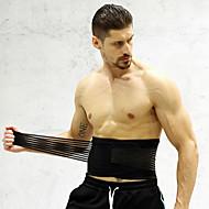 abordables Ejercicio y Fitness-Equipo de protección / Fajas de entrenamiento / Sauna Belt Con Nailon / Acero Inoxidable Duradero Transpirable por Hombre / Mujer Ejercicio y Fitness / Levantamiento de pesas / Rutina de ejercicio