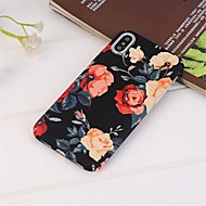 Case For Apple iPhone XR / iPhone XS Max Pattern Back Cover Flower Hard PC for iPhone XS / iPhone XR / iPhone XS Max