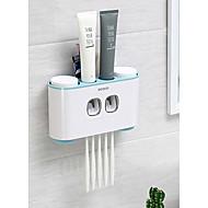 お買い得  浴室用小物-歯ブラシホルダー 創造的 / 多機能 近代の プラスチック 1個 - 浴室 シングル 幅150 x 長さ200cm 壁式