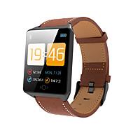 お買い得  -Indear CK12 男性 スマートブレスレット Android iOS ブルートゥース スポーツ 防水 心拍計 血圧測定 タッチスクリーン 歩数計 着信通知 アクティビティトラッカー 睡眠サイクル計測器 座りがちなリマインダー / 端末検索 / 目覚まし時計
