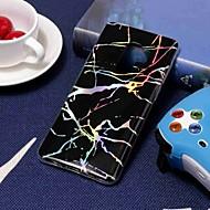Недорогие Чехлы и кейсы для Galaxy S9-Кейс для Назначение SSamsung Galaxy S9 Plus / S8 Покрытие / С узором Кейс на заднюю панель Мрамор Мягкий ТПУ для S9 / S9 Plus / S8 Plus