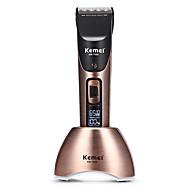 お買い得  -Kemei ヘアトリマー のために 男女兼用 110-240 V 低雑音 / ハンドヘルドデザイン / 軽くて便利な
