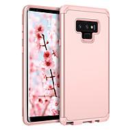BENTOBEN Hülle Für Samsung Galaxy Note 9 Stoßresistent Ganzkörper-Gehäuse Solide Hart TPU / PC für Note 9