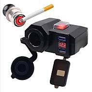 お買い得  -USB充電器 LOSSMANN J-MC-26 2 デスク充電器ステーション カバー / スイッチ付(ES) / クイックチャージ2.0 ユニバーサル / USB 充電アダプタ