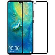 お買い得  スクリーンプロテクター-Nillkin スクリーンプロテクター のために Huawei Huawei Mate 20 強化ガラス 1枚 フルボディプロテクター ハイディフィニション(HD) / 硬度9H / 防爆