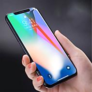 Недорогие Защитные плёнки для экрана iPhone-Защитная плёнка для экрана для Apple iPhone XS Max Закаленное стекло 2 штs Защитная пленка для экрана HD / Защита от царапин / Против отпечатков пальцев