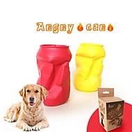abordables Accesorios y Ropa para Gatos-Juguete Mordedor / Juguetes Crujientes / Juguete Limpiador de Dientes Amigable con las Mascotas / Creativo El plastico Para Perros