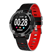 cheap -CF58 Smart Bracelet Smartwatch Android iOS Bluetooth Waterproof Heart Rate Monitor Blood Pressure Measurement Calories Burned Stopwatch Pedometer Call Reminder Sleep Tracker Sedentary Reminder