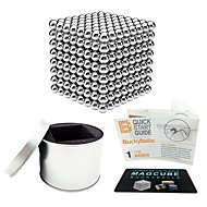 cheap Toy & Game-512 pcs 5mm Magnet Toy Magnetic Balls Magnet Toy Super Strong Rare-Earth Magnets Magnetic Stress and Anxiety Relief Office Desk Toys Relieves ADD, ADHD, Anxiety, Autism Novelty Adults' All Toy Gift