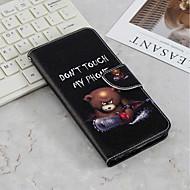 levne -Carcasă Pro Samsung Galaxy Galaxy S10 Plus / Galaxy S10 Lite Peněženka / Pouzdro na karty / se stojánkem Celý kryt Zvíře Pevné PU kůže pro S9 / S9 Plus / Galaxy S10