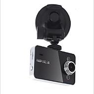 abordables DVR de Coche-640 x 480/1280 x 720/1920 x 1080 mini / visión nocturna led / detección de movimiento dvr del coche 90 grados gran angular 2 mp cámara de tablero de 2.2 pulgadas