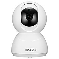 cheap -WAZA SC03 1080p 2MP Home Camera, Indoor IP Security Surveillance System Night Vision Home/Office / Baby/Nanny / Pet Monitor iOS, Android App
