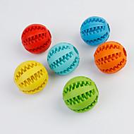 abordables -Balle Compatible avec animaux de compagnie Caoutchouc Pour Chiens / Chats