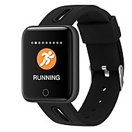 cheap -Indear XM-01 Smart Bracelet Smartwatch Android iOS Bluetooth Smart Sports Waterproof Heart Rate Monitor Stopwatch Pedometer Call Reminder Activity Tracker Sleep Tracker / Blood Pressure Measurement