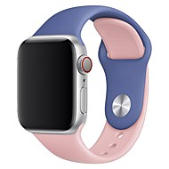 Watch Band for Apple Watch Series 4/3/2/1 Apple Sport Band / Classic Buckle Silicone Wrist Strap