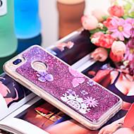 preiswerte Handyhüllen-Hülle Für Xiaomi Mi 5X Stoßresistent / Glänzender Schein Rückseite Schmetterling / Glänzender Schein Weich TPU für Xiaomi Mi 5X