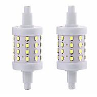 billiga -SENCART 1st 5 W Rörglödlampa 800 lm R7S 36 LED-pärlor SMD 2835 Dekorativ Varmvit Kallvit 85-265 V