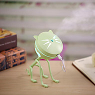 abordables -usine oem chat humidificateur usb adorable humidificateur