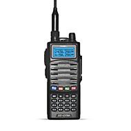 cheap -ELIDA SY-UV99 Handheld / Anolog VOX / Dual Band / Dual Display 5KM-10KM 5KM-10KM 128CH 1500 mAh 5 W Walkie Talkie Two Way Radio