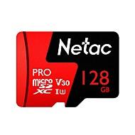 abordables -Netac 128GB carte mémoire UHS-I U3 / V30 P500pro
