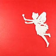 hesapli -Tatil Süslemeleri Noel Dekorayonu Noel / Noel Süsler Sevimli Gümüş / Koyu Mavi / Kırmzı 12pcs