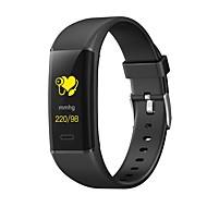 cheap -Indear MK05 Smart Bracelet Smartwatch Android iOS Bluetooth Smart Sports Waterproof Heart Rate Monitor Pedometer Call Reminder Activity Tracker Sleep Tracker Sedentary Reminder / Touch Screen