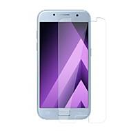 Недорогие Чехлы и кейсы для Galaxy A-Защитная плёнка для экрана для Samsung Galaxy A3 (2017) Закаленное стекло 1 ед. Защитная пленка для экрана Уровень защиты 9H / Защита от царапин