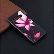 levne -Carcasă Pro Samsung Galaxy Galaxy S10 Plus / Galaxy S10 Lite Vzor Zadní kryt Květiny Měkké TPU pro S9 / S9 Plus / Galaxy S10