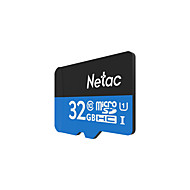 billige -Netac 32GB hukommelseskort UHS-I U1 / Class10 P500