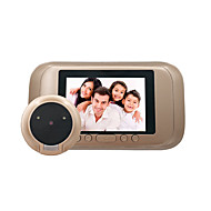 povoljno -Factory OEM Wireless 2.4GHz 3.5 inch Hands-free 1280*720 Pixel One to One video doorphone