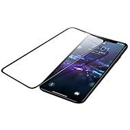 Недорогие Защитные плёнки для экранов iPhone 8 Plus-Cooho Защитная плёнка для экрана для Apple iPhone XS / iPhone XR / iPhone XS Max Закаленное стекло 1 ед. Защитная пленка для экрана HD / Уровень защиты 9H / Взрывозащищенный