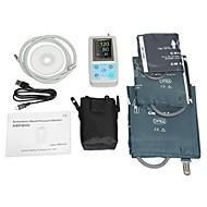 저렴한 -CONTEC 혈압 모니터 ABPM50 with 3 cuffs 용 일상 낮은 소음 / 휴대용 디자인