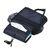 رخيصةأون -منظمات السيارات حقائب التخزين قماش اكسفورد / رقائق ألمنيوم / (البولي يورثين) PU من أجل عالمي كل السنوات جميع الموديلات