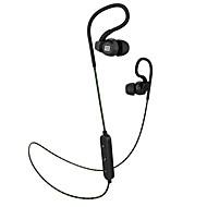 お買い得  -langsdom BS80 耳の中 ワイヤレス ヘッドホン イヤホン / スポーツ&フィットネス イヤホン マイク付き / ボリュームコントロール付き ヘッドセット